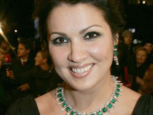 Interview mit Anna Netrebko