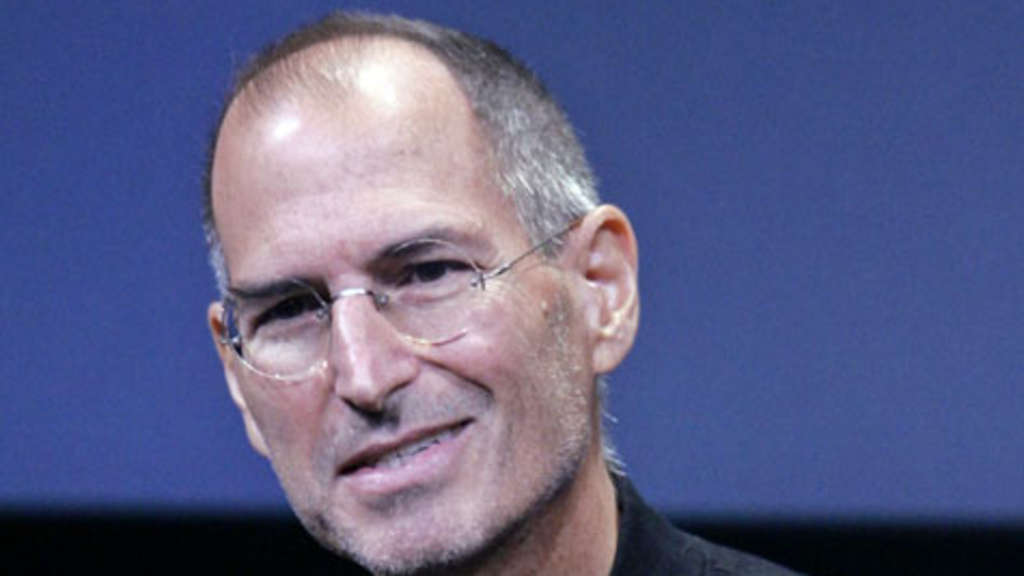 Apple-Chef Steve Jobs(54).