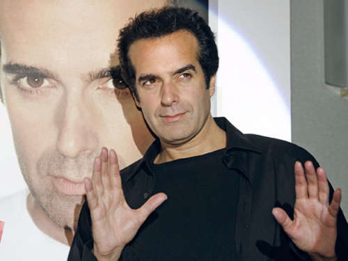 David Copperfield wegen sexueller Nötigung verklagt