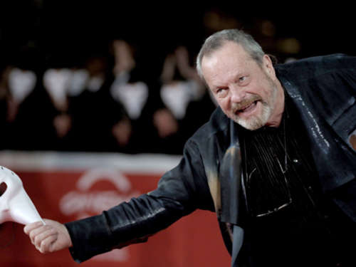 Regisseur Terry Gilliam im Interview