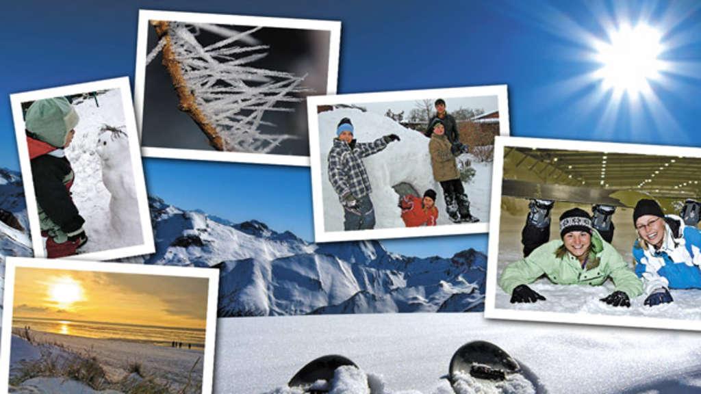 Siegerfoto Winter Foto-Wettbewerb kommt aus Verden - wertvolle ...