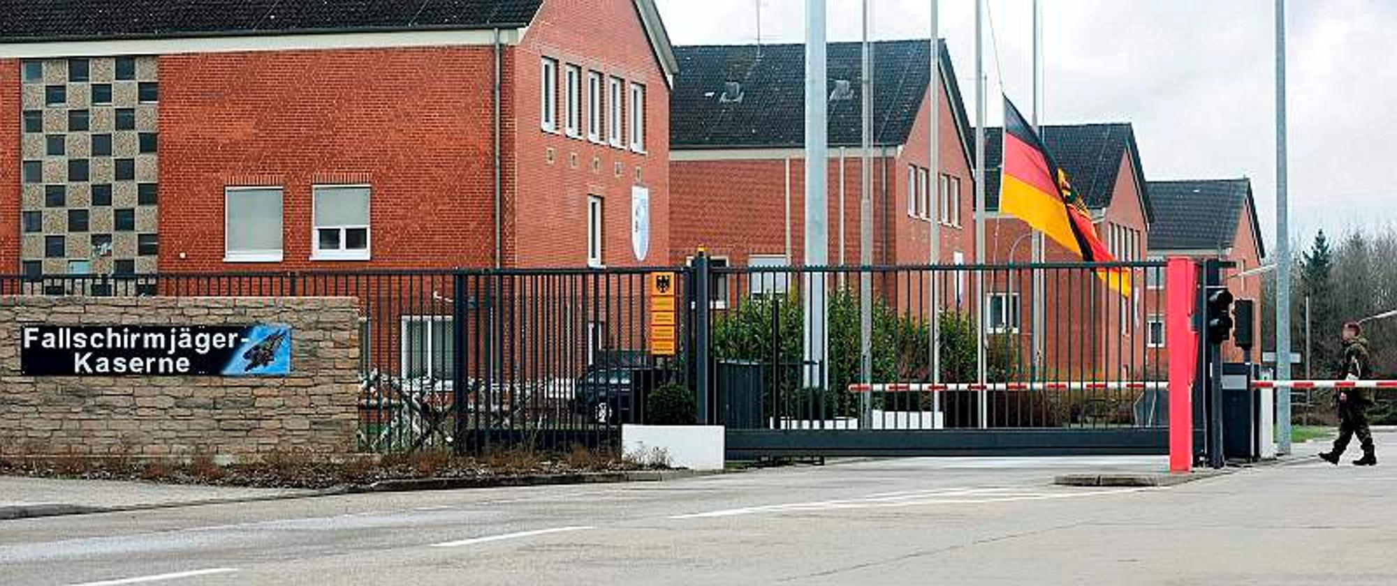 Seedorf Kaserne