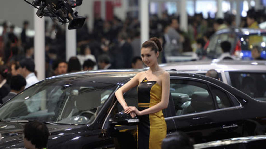 Auto China Peking Messe 2010