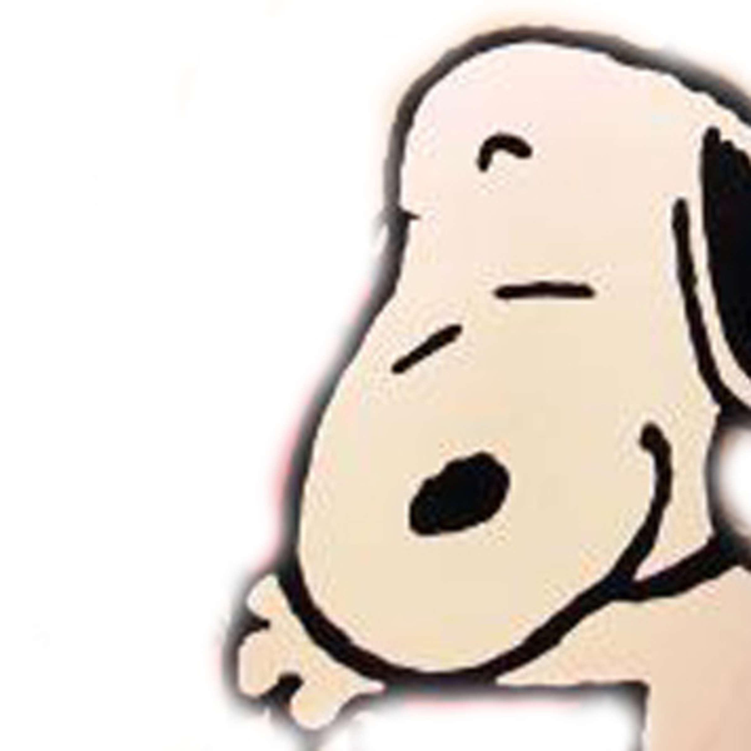 Snoopy Hat Einen Neuen Besitzer Wirtschaft