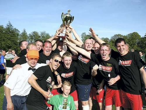 Gildecup-Turnier in Wildeshausen