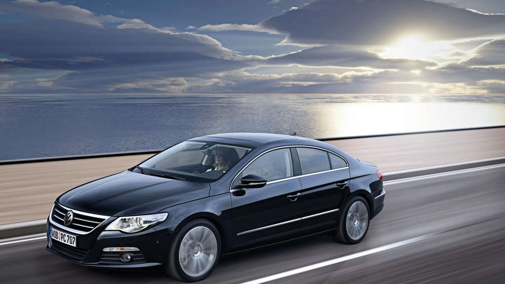 VW Passat CC Exclusive