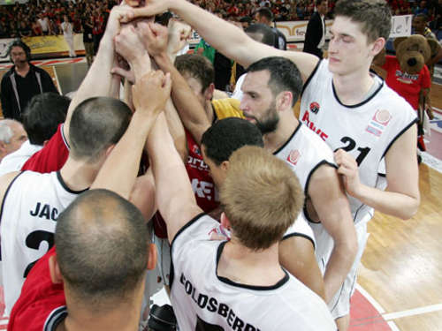 Bamberg holt das Basketball-Double