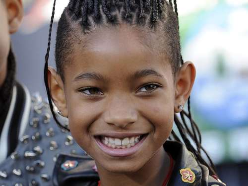 Willow Smith will berühmt sein