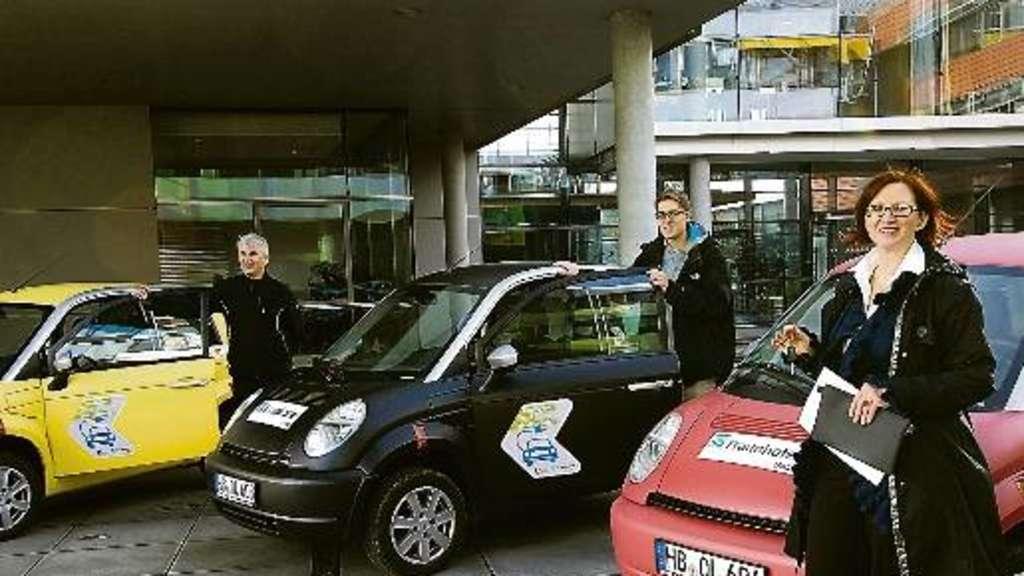 Private Nutzer testen Elektroautos | Bremen
