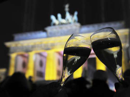 Top: Berlin zu Silvester