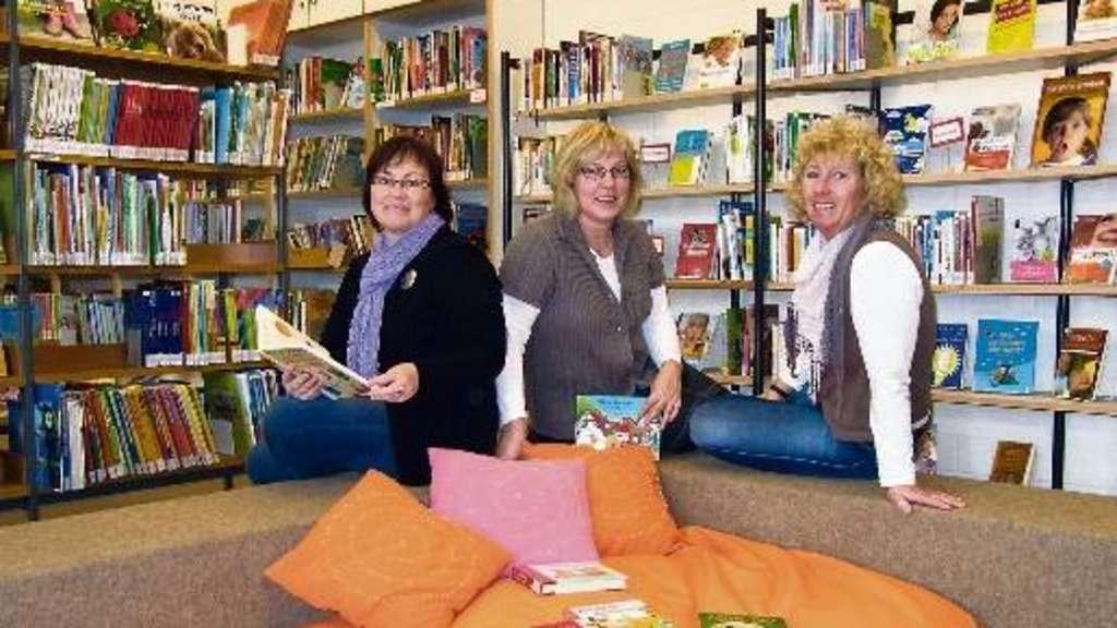 Bücherei Bruchhausen Vilsen freude an büchern entdecken landkreis diepholz