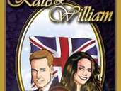 William und Kate: Royale Romanze als Comic