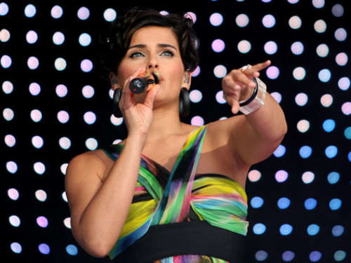 Nelly Furtado will Gaddafi-Gage spenden
