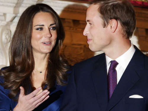 Prinz William will keinen Ehering tragen