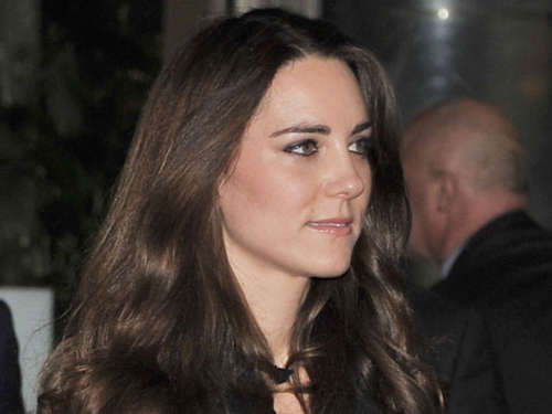 "Aus ""Waity Katie"" wird ""Princess William"""