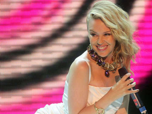 Kylie plant Minogue-Musical