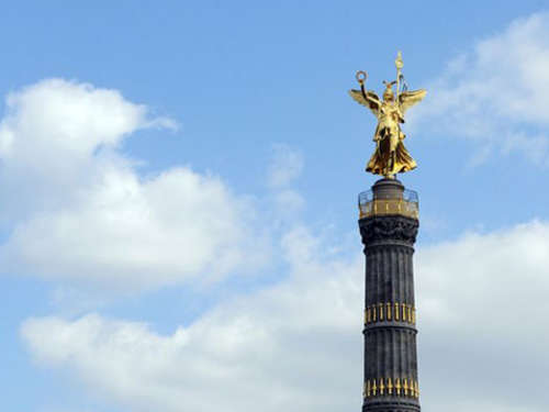 "Berlin: ""Goldelse"" hat neue Haut"
