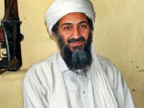 Tod von Osama Bin Laden Top-Thema in TV-News