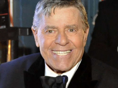 Jerry Lewis kurzzeitig in Klinik behandelt