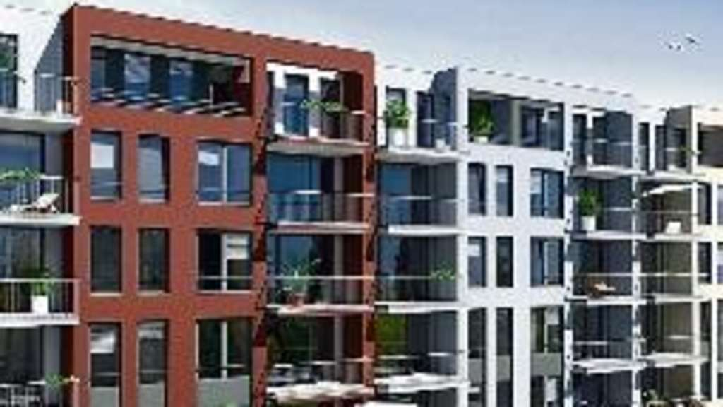 eine neue achse f r findorff weser wohnbau errichtet zwei. Black Bedroom Furniture Sets. Home Design Ideas