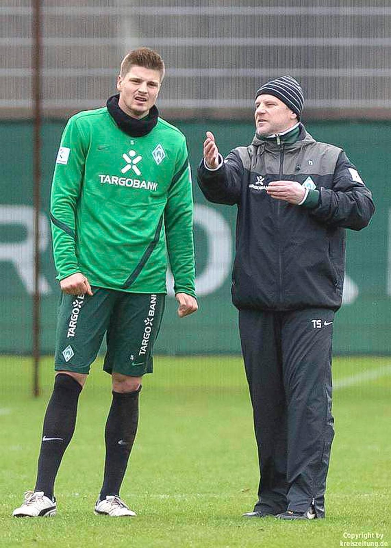 Wiese Stellt Ultimatum Werder