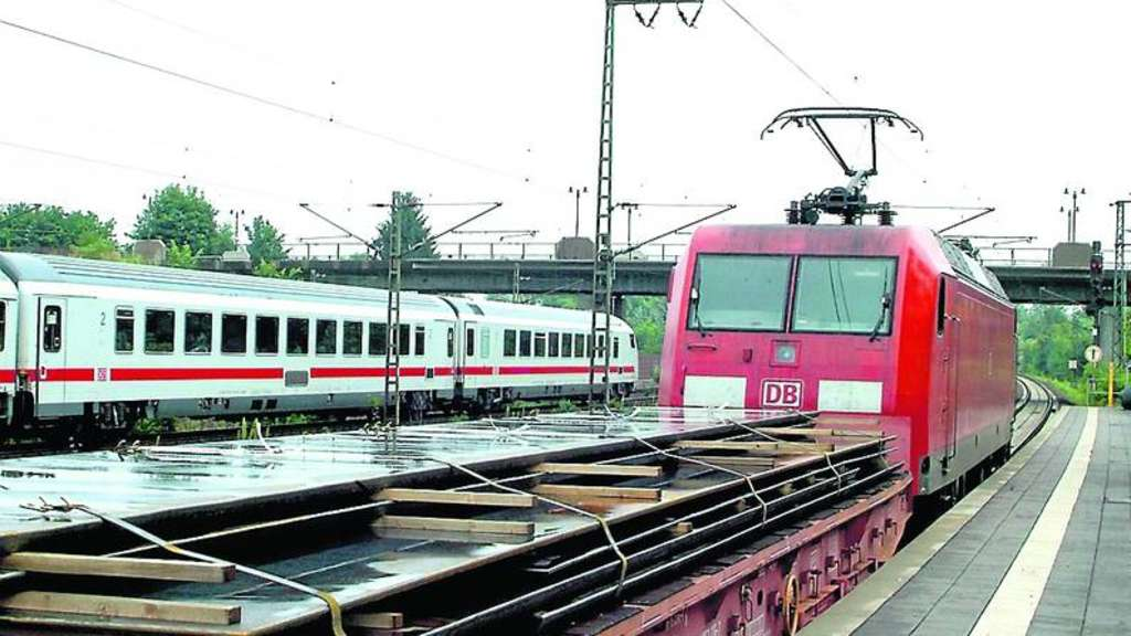Diebe stehlen Erdungskabel: Bahnstrecke zwischen Bremen und Hamburg ...