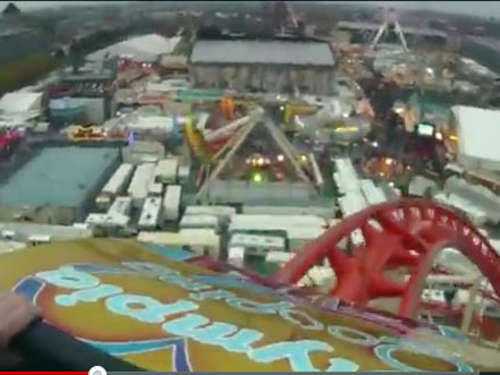 Freimarkt in Bremen 2012: Olympia-Looping