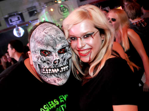 Monsterparty in der Halle 7
