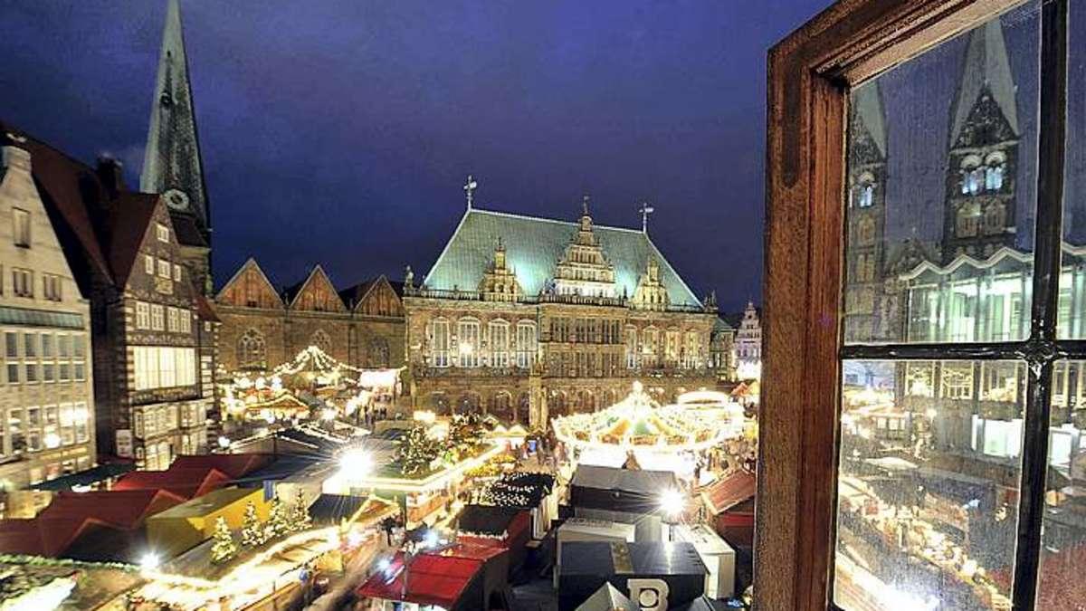 Weihnachtsmarkt und schlachtezauber in bremen 2012 bremen - Mobelhauser und einrichtungshauser bremen ...