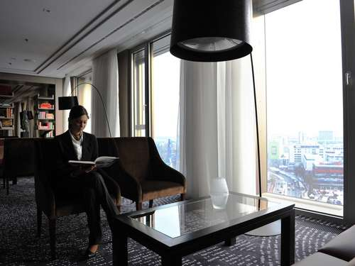 Neues Luxushotel: Das Waldorf Astoria in Berlin