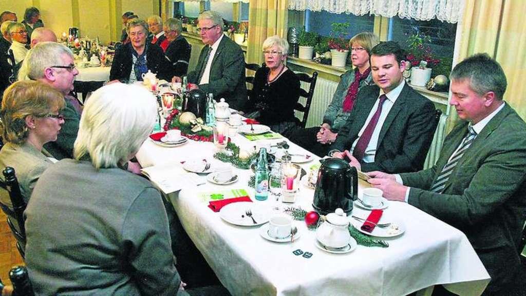 Oldenburg Weihnachtsfeier.Familiäres Klima Wider Die Vereinsamung Landkreis Oldenburg