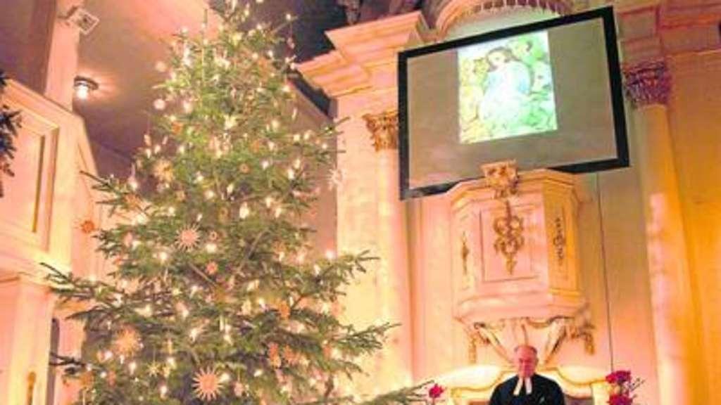 Die Besucher wollen die Weihnachtsbotschaft hören / Aus New York zum ...