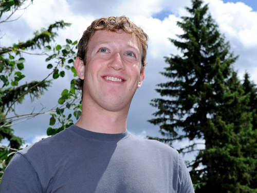 Mail an Mark Zuckerberg kostet 100 Dollar