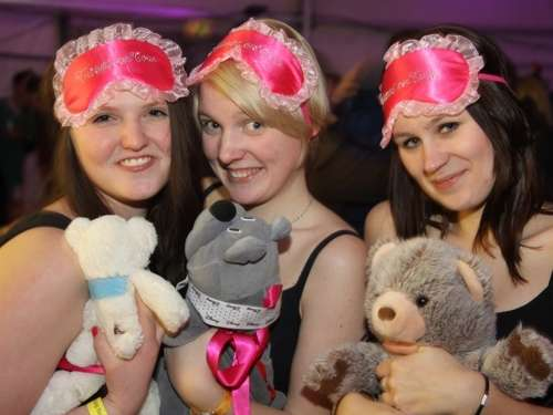 Faschingsparty 2013 in Bothel - Teil 2