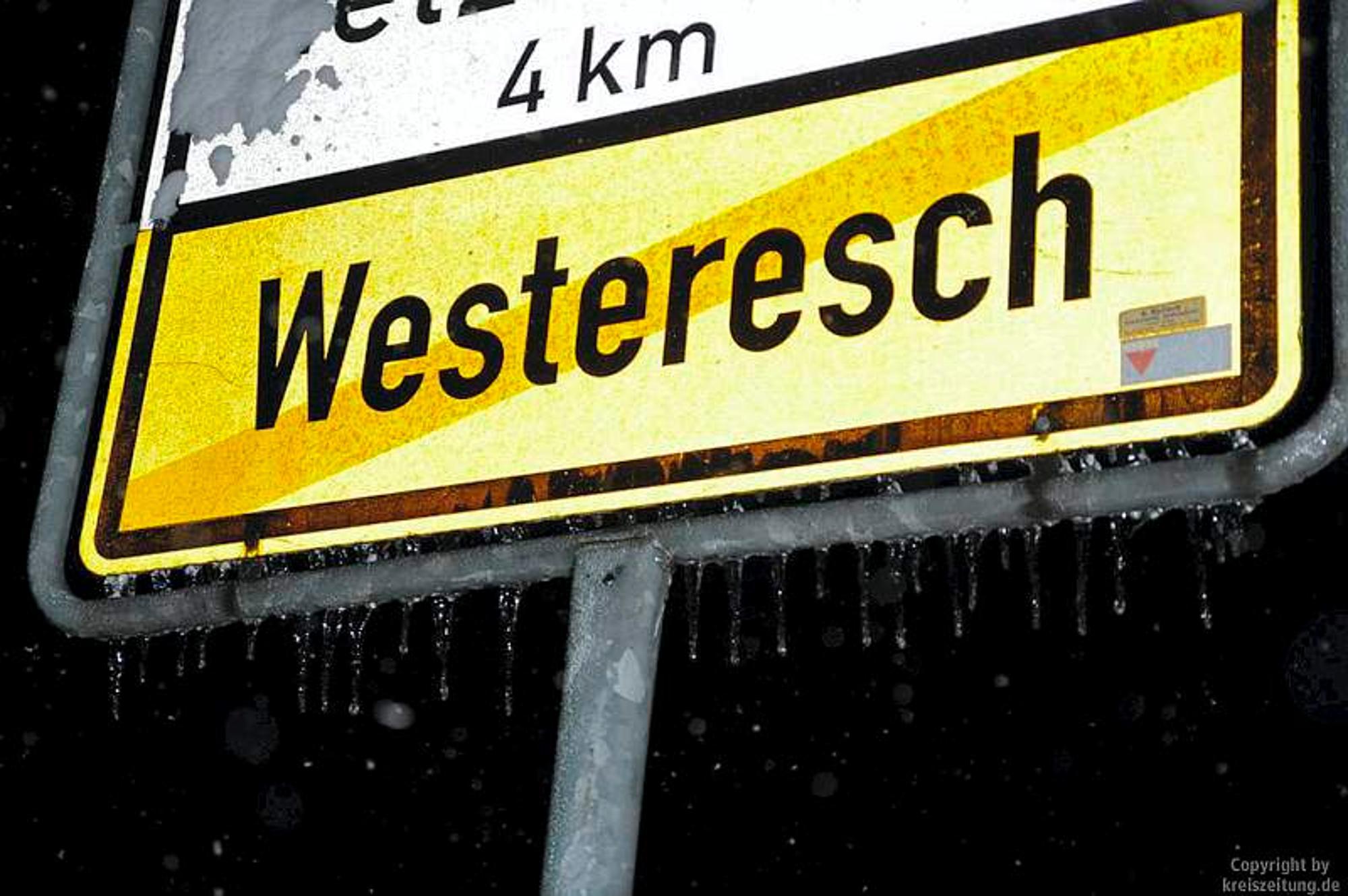 Kuhmühlen trotz schneeglätte revival im westerescher hof zieht gäste