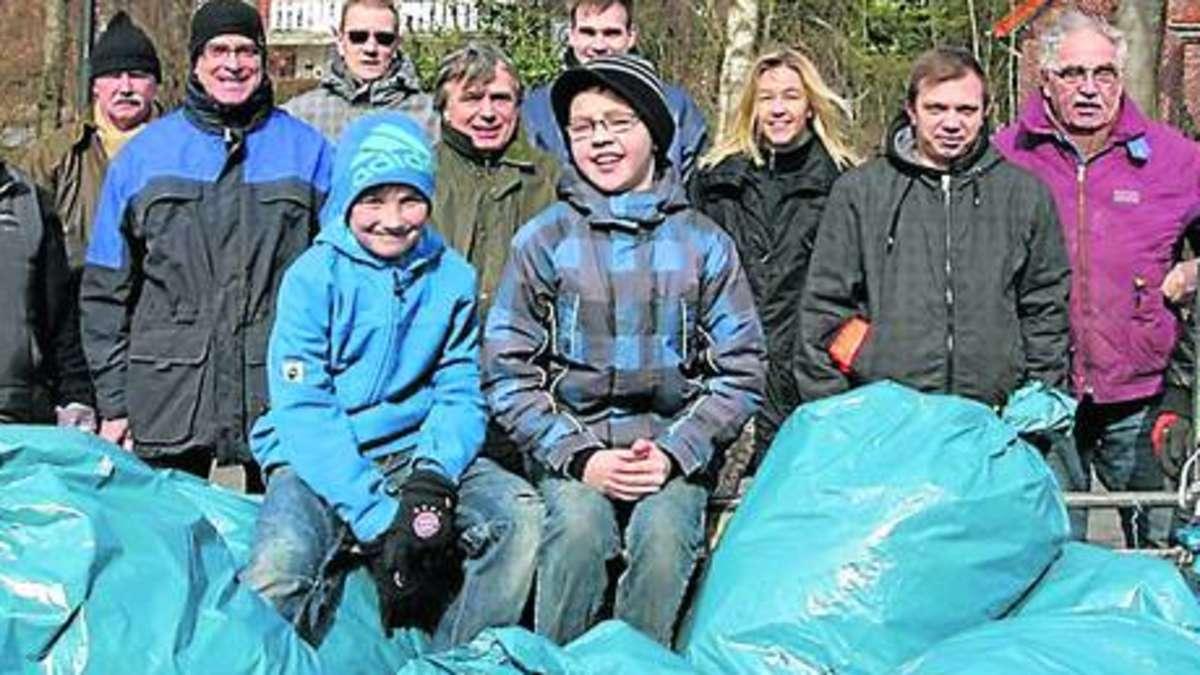 Lemförde - Ehrenamtliche setzen Zeichen für saubere Umwelt ...