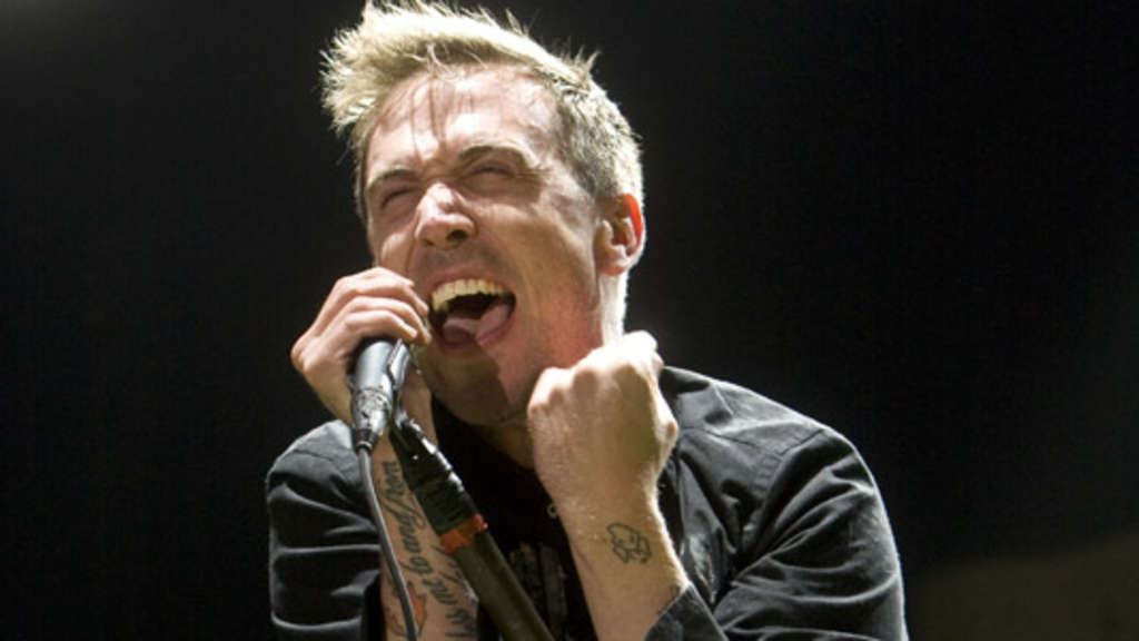 Billy Talent kommen zum Hurricane-Festival 2013
