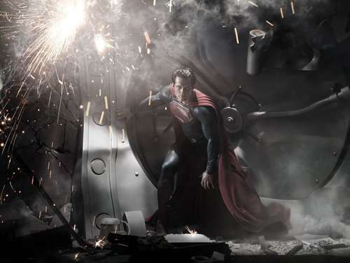 """Man of Steel"": Supermans 3D-Rückkehr"