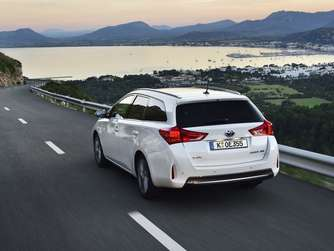 Toyota Auris Touring Sports Hyprid-Kombi