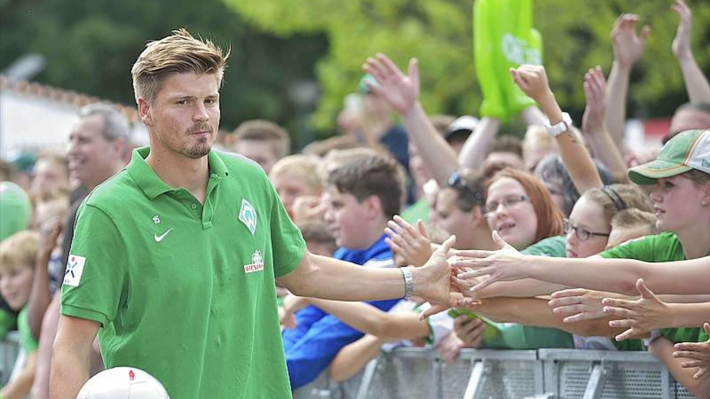 Hundeleine WB  SV Werder Bremen