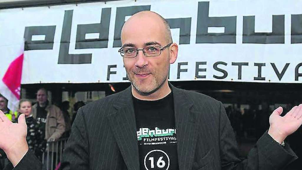 "Torsten Neumann, Direktor des ""Internationalen Filmfestes Oldenburg"". ·"