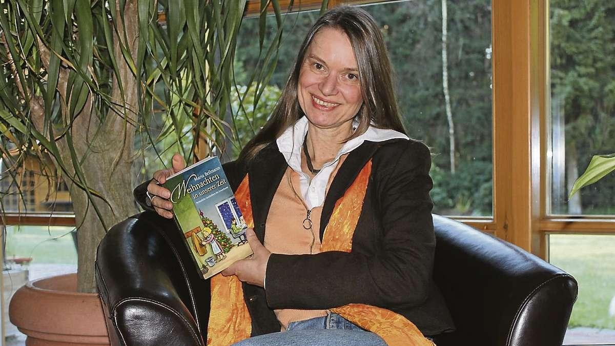 """Autorin Maria Bellmann stellt ihr Buch """"Weihnachten in unserer ..."""