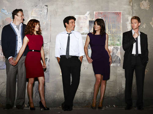 How I Met Your Mother - Ted trifft die Mutter