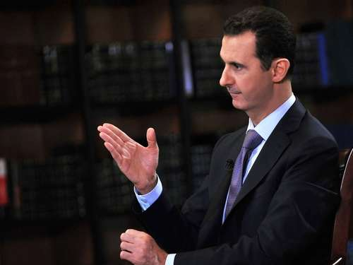 Assad stimmt Syrien-Resolution zu