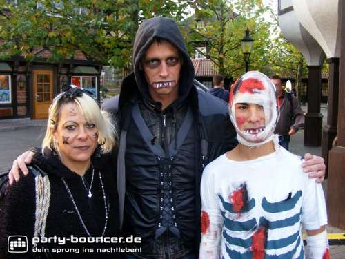 Halloween Nights 2013 im Heidepark in Soltau