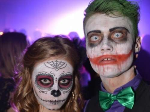 Halloween Abiparty in Kirchboitzen