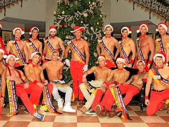 Mister Germany 2014