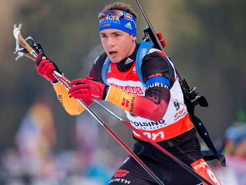 Schempp siegt beim Sprint in Antholz