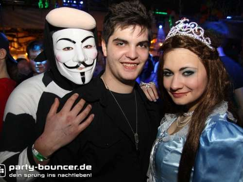 Faschingsparty Bothel 2014 - Teil zwei