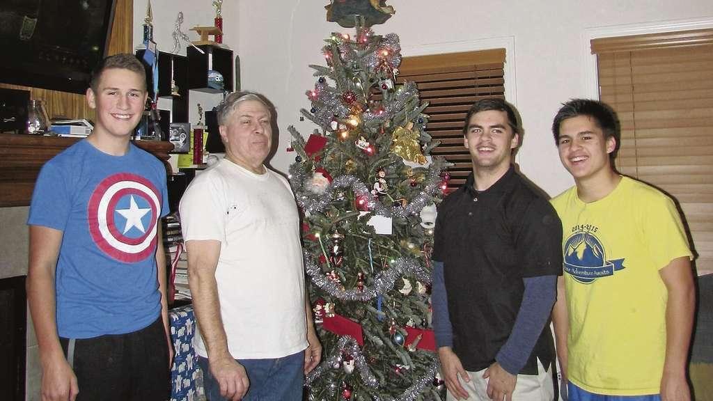 Lukas Naujoks erlebt Weihnachten in Kansas / 16-Jähriger macht ...